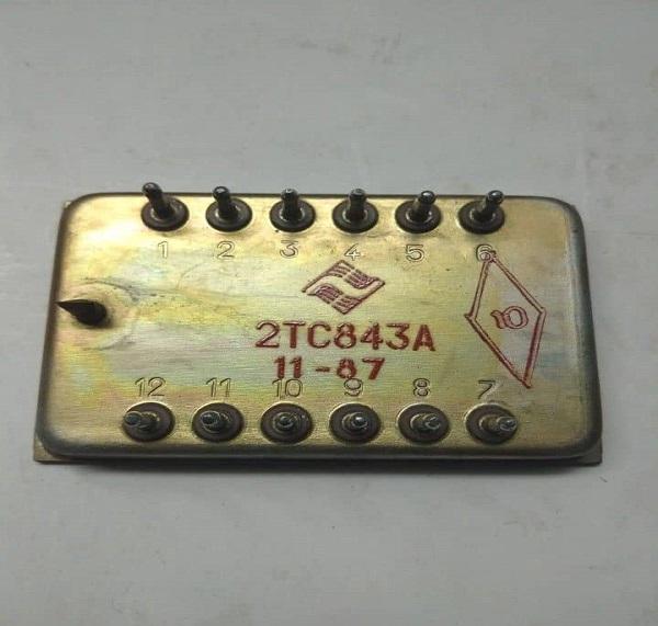 2ТС843А ТРАНЗИСТОРНАЯ СБОРКА
